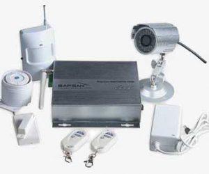 GSM сигнализация с видеокамерой как вариант охраны для дачи