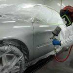 Примерная стоимость покраски автомобиля