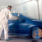 Покраска авто по старой краске